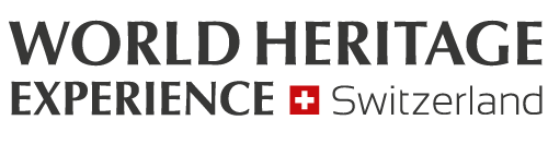 Logo - World Heritage Experience Switzerland